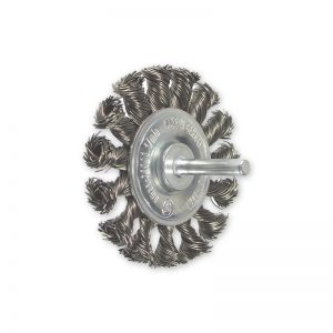 Brosses circulaires sur tige 75×6 50AC