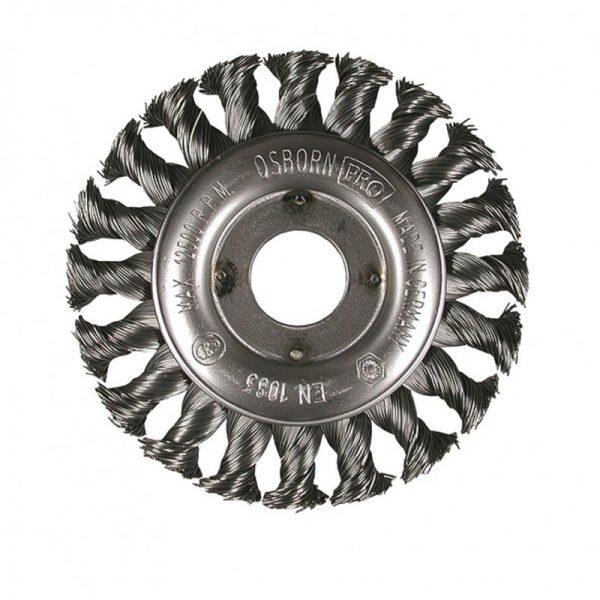 Brosses circulaires 150x20x3,2 30AC