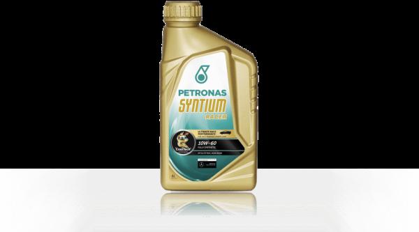 Huile PETRONAS Syntium Racer 10W-60 – 1L