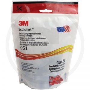 3M Connecteur Scotchlok ™ 951 – 50 pcs