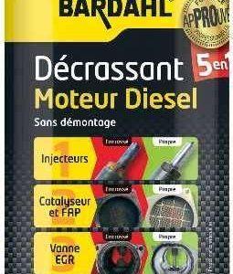 Décrassant auto BARDAHL 5en1 Diesel – 1L