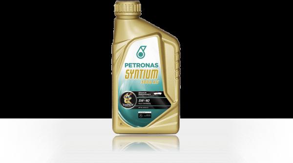 Huile PETRONAS Syntium 3000 AV 5W-40 – 1L