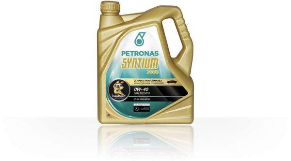 Huile PETRONAS Syntium 7000 0W-40 – 5L