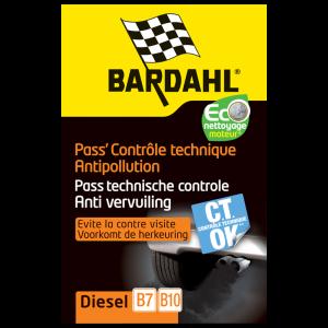 Pass Contrôle Technique Diesel