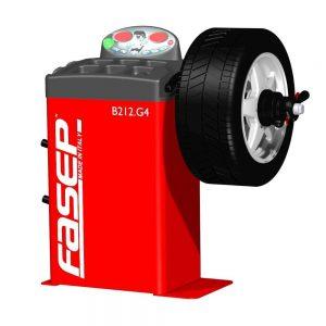 Équilibreuse de pneus professionnelle