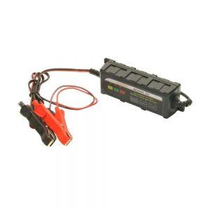 Chargeur de batterie 6V / 12V – 1A