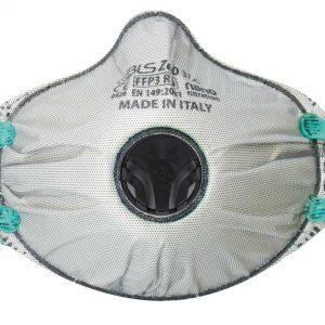 BLS ZERO-mask 031C + valve + active carbon , prix par pc.