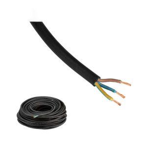 Câble d'alimentation Fluxon H07RN-F type 3 G 1,5