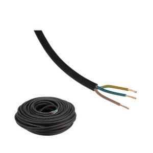 Câble d'alimentation Fluxon H07RN-F type 3 G 2,5