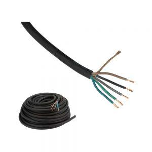 Câble 5 x 2,5 mm2 – au mètre