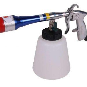 Pistolet de nettoyage en aluminium