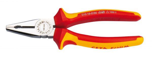 Pince universelle 180 mm – 1000V – 2K
