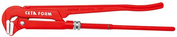 Pince à tuyaux 90° – 425 mm Modèle suédois DIN 5234