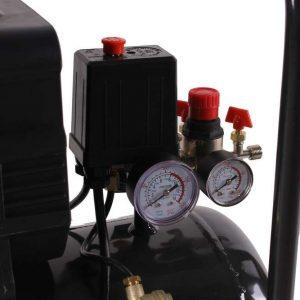 Compresseur 2KW 230V 8bar réservoir 24ltr