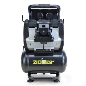Compresseur silencieux 0.75kW 230V Réservoir 10L