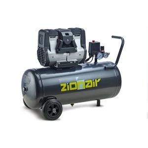 Compresseur silencieux 1,5kW 230V Réservoir 50L