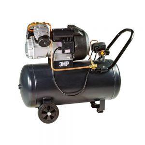 Compresseur 2,2kW 230V 10bar réservoir 50ltr