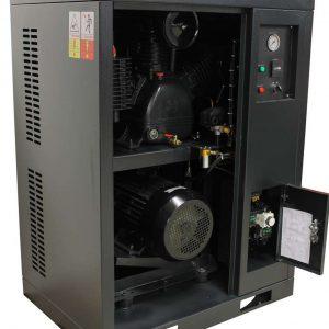 Compresseur amorti 3Kw 12.5Bar