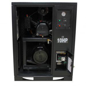 Compresseur d'air silencieux 7,5Kw 12Bar