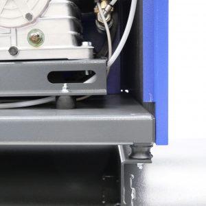 Compresseur amorti 7,5kW 400V 11 bar réservoir 500L étoile-triangle