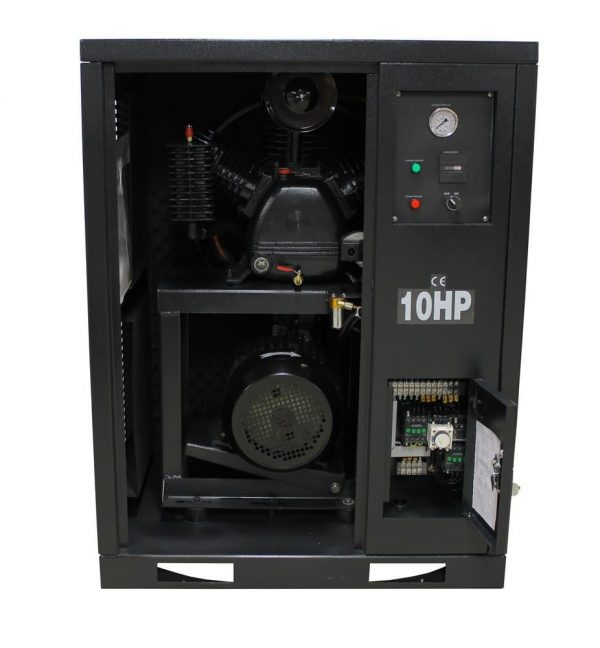 Compresseur d'air silencieux 7,5Kw 8Bar