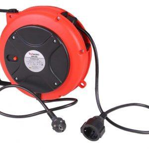 Enrouleur de câble automatique 230V 10m