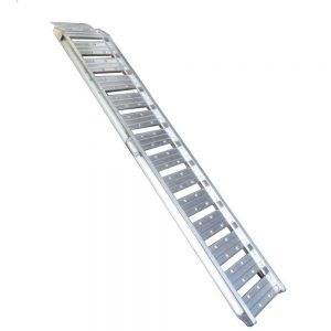 Rampe aluminium 500kg