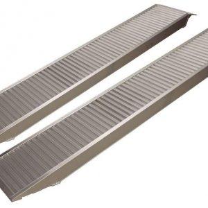 Jeu de rampes 2.5m 2800kg aluminium