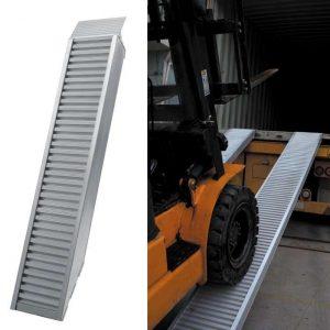 Jeu de rampes 4m 2500kg aluminium