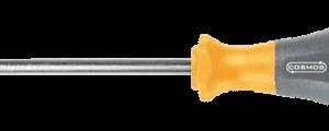 COSMOS Tournevis vis à fente 3x80mm
