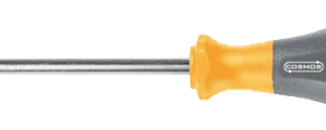 COSMOS Tournevis vis à fente 6,5x150mm