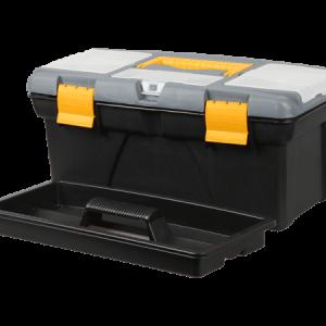 COSMOS Boîte à outils 16 avec plateau