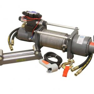 Treuil hydraulique12V 3600kg