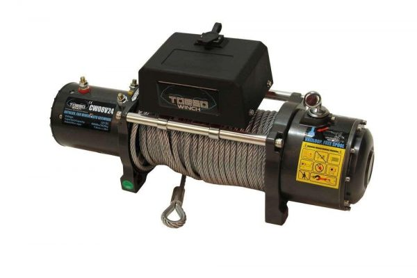 Treuil électrique 24V 3600kg
