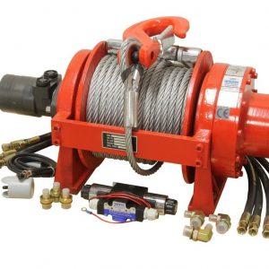 Treuil hydraulique de voiture 24V 9027kg