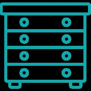 - Coffres et boîtes de rangement