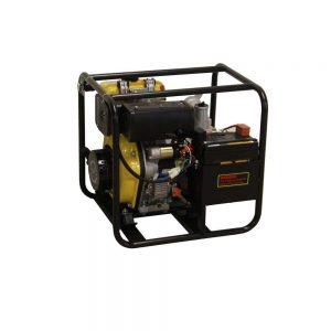 Pompe à eau diesel 2 50mm démarrage électrique