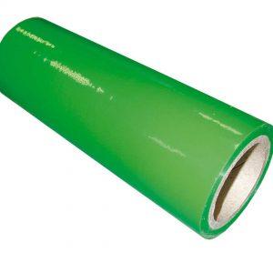 Film de protection PE vert – 250 mm x 100 m