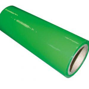 Film de protection PE vert – 500 mm x 100 m