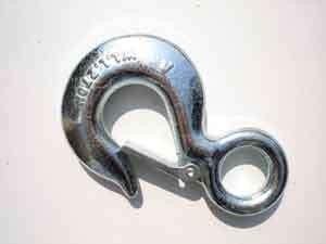Crochet avec valve 2T