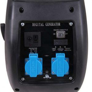 Générateur à essence à onduleur numérique 1000W