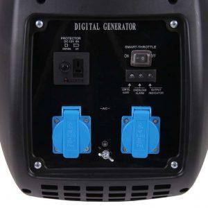 Générateur à essence à onduleur numérique 2000W
