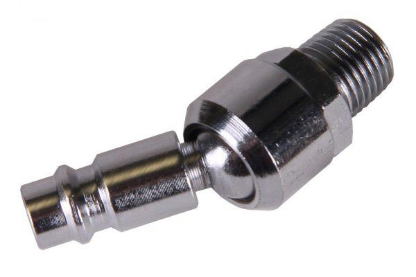 Connecteur mâle flexible euroline 1/4pouce
