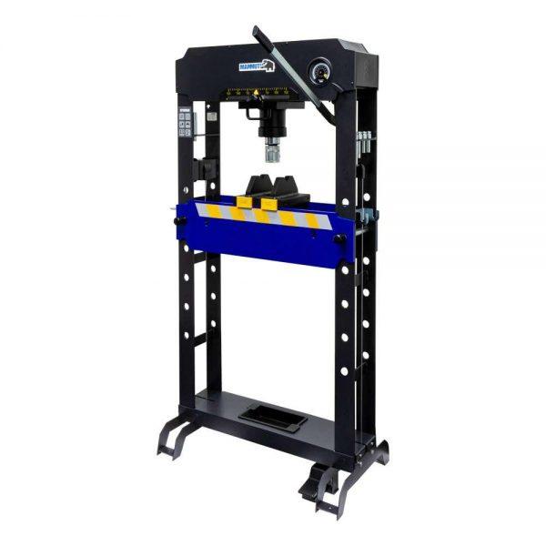 Presse pneumatique d'atelier hydraulique avec pédale 50 tonnes