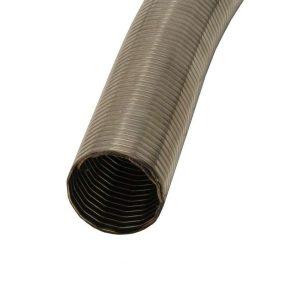 Tuyau d'échappement flexible en acier inoxydable 50mm 1,5m