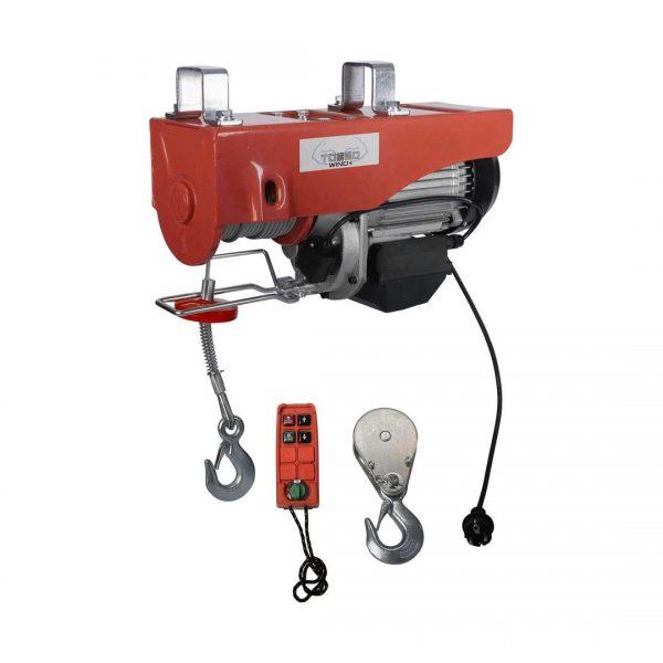 Palan électrique sans fil 500 / 990kg 230V
