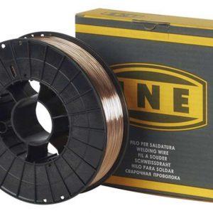 Fil à souder acier MIG D200 SG2 1.0mm 5kg