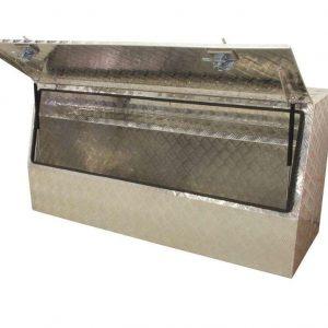 Plaque à damier pour boîte de rangement avec porte