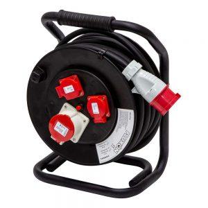 Enrouleur de câble 20m 5G 2,5 mm2
