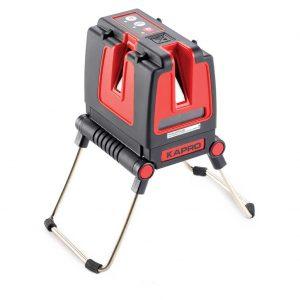 """""""Prolaser VECTOR"""": 1 ligne laser H & 2 lignes laser V – auto-nivellant"""
